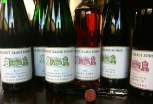Weingut Klaus Böhme