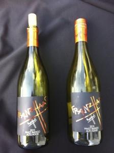 Ein Wein - zwei Verschlüsse